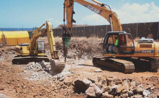 Rock<br>Excavation
