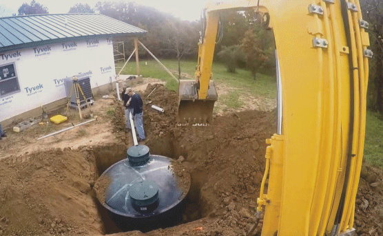 Septic <br>Installation