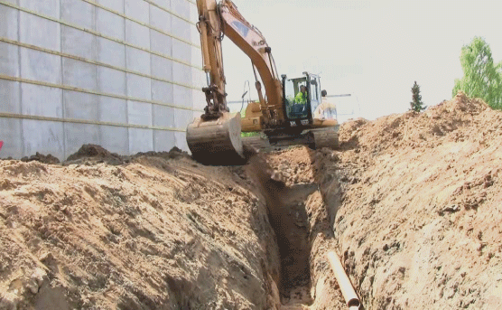 Sewer Line<br>Replacement